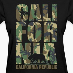 California Camouflage