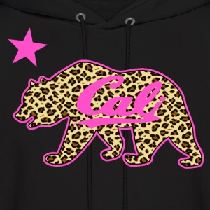 California cheetah - Men's Hoodie