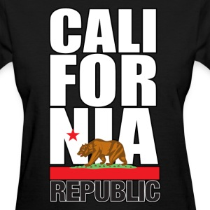 California Republic - Women's T-Shirt