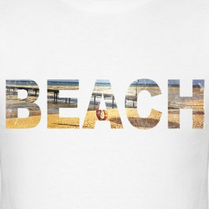 Beach  T-Shirts - Men's T-Shirt