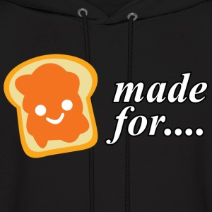 Made for each other - Men's Hoodie