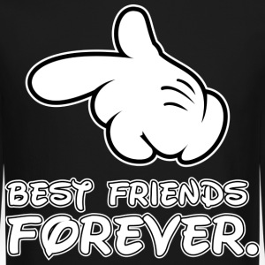 best friends forever - Crewneck Sweatshirt