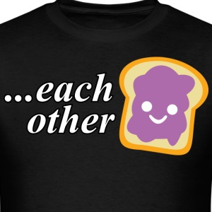 Made for each other - Men's T-Shirt