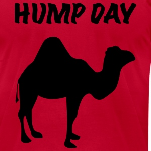 hump daY T-Shirts - Men's T-Shirt by American Apparel