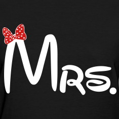 Mrs. Women's T-Shirts