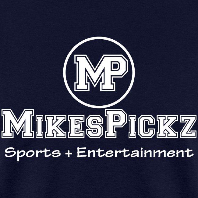 MikesPickz Classic Tee - Dark