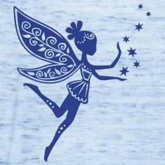 fairy, pixie, elf, star, magic, witchcraft, summer Tanks