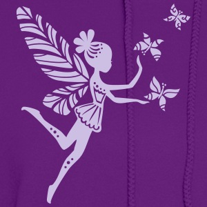 fairy, pixie, magic, butterfly, summer, fantasy Hoodies - Women's Hoodie