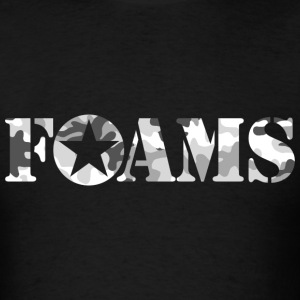 Foamposite Camo T-Shirts - Men's T-Shirt