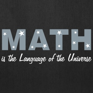 Math Universe Bags & backpacks - Tote Bag