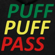 puff puff pass Sweats zippés et vestes