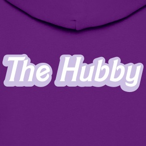 The HUBBY (Husband partner wedding together) Hoodies - Women's Hoodie