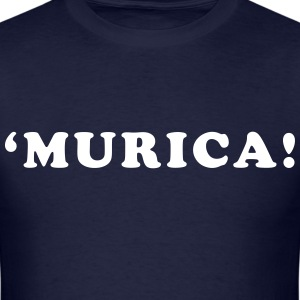 'Murica! Men's Humor T-Shirts - Men's T-Shirt