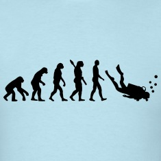 Evolution Scuba Diving T-Shirts
