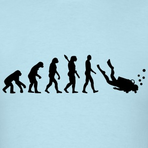 Evolution Scuba Diving T-Shirts - Men's T-Shirt