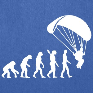 Evolution Parachute jumping Bags & backpacks - Tote Bag