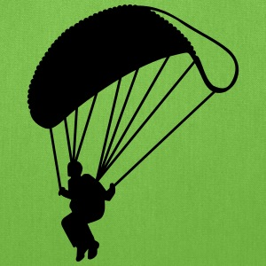 Parachute jumping Bags & backpacks - Tote Bag