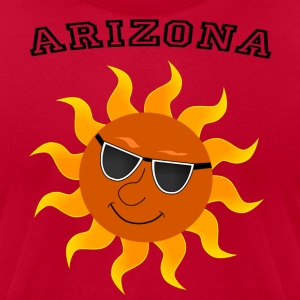 Arizona Sunshine! T-Shirts - Men's T-Shirt by American Apparel