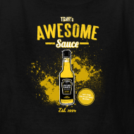 Design ~ Awesome Sauce (Kids) [M]