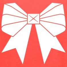 cute origami bow vector Tanks