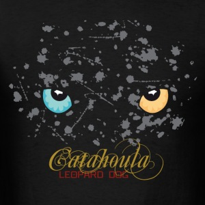catahoula_eyes T-Shirts - Men's T-Shirt