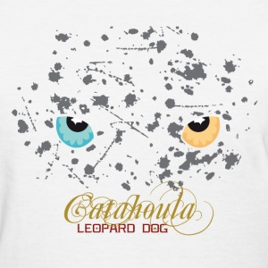 catahoula_eyes Women's T-Shirts - Women's T-Shirt