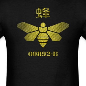 breaking bad bee - Men's T-Shirt