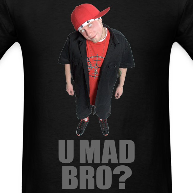 AJ Jordan U Mad Bro? T-Shirt (S-XL) (ALL COLORS)