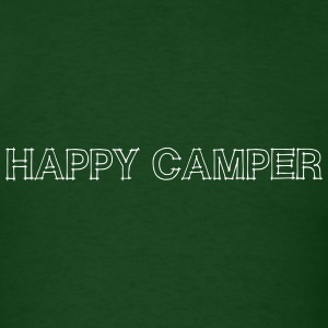 Happy Camper Shirt - Men's T-Shirt