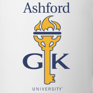 Design ~ Ashford Golden Key Coffee Cup