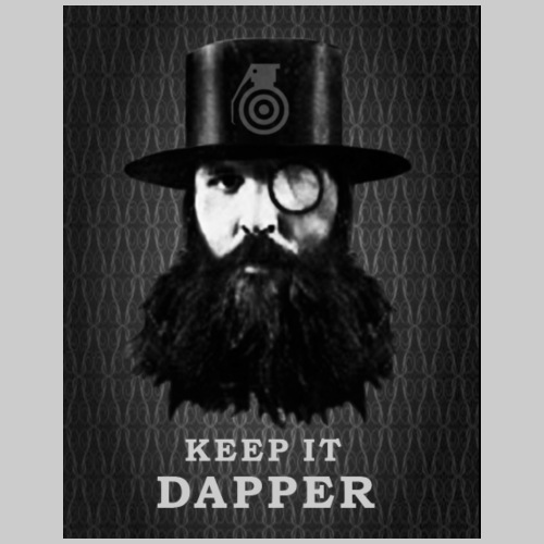 Vintage Keep it Dapper