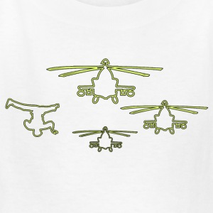 Helicopter Breaker Kids' Shirts - Kids' T-Shirt