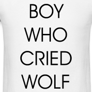 Design ~ EXO BOY WHO CRIED WOLF (MEN)