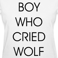 Design ~ EXO BOY WHO CRIED WOLF