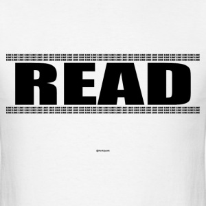 Read Between the Lines - Men's T-Shirt