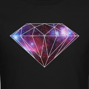 Galaxy Diamond Sweatshirt by Skytop - Crewneck Sweatshirt