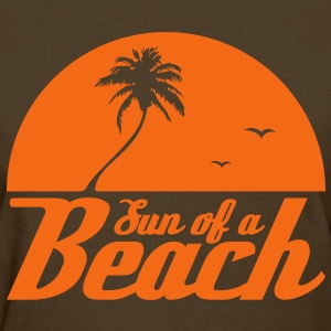 Sun of a Beach (Women's) - Women's T-Shirt