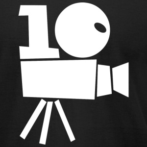 Film Fights 10th Anniversary: The Shirt - Men's T-Shirt by American Apparel