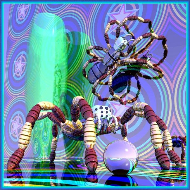 Spider Wilson 4