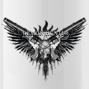 Demon Hunter 2QB Bottles & Mugs - Water Bottle
