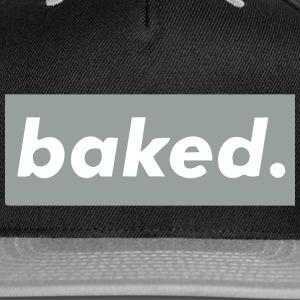 baked. Caps - Snap-back Baseball Cap