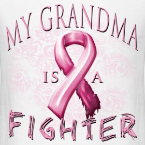 My Grandma Is A Fighter T-Shirts - Men's T-Shirt