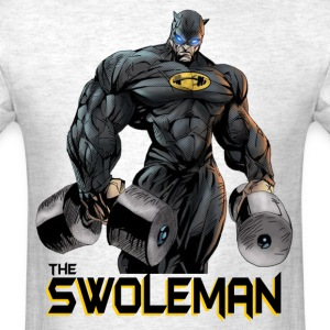 Funny Gym Shirt - Swoleman T-Shirts - Men's T-Shirt