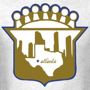 SWAG CITY-ATLANTA T-Shirts - Men's T-Shirt