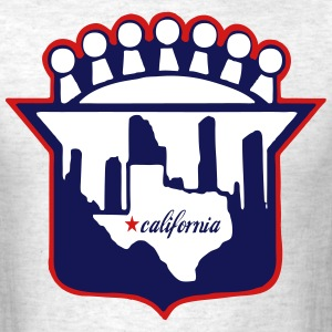 SWAG CITY-CALIFORNIA T-Shirts - Men's T-Shirt