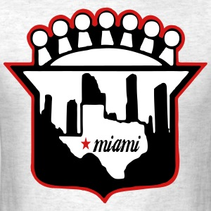 SWAG CITY-MIAMI T-Shirts - Men's T-Shirt