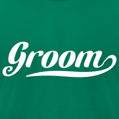 Groom Swoosh T-Shirts