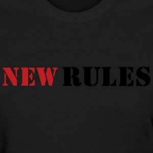 New Rules  Women's T-Shirts - Women's T-Shirt