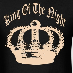 king of the night - Men's T-Shirt