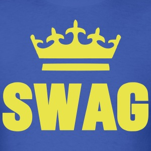 SWAG KING REIGN T-Shirts - Men's T-Shirt